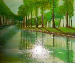 Kentucky landscapes images Landscape paintings allan b crain in danville ky jpg