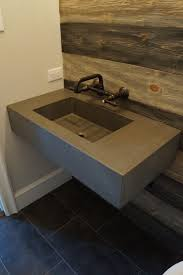 Cement Bathroom Sink - bathroom archives concrete in disguise