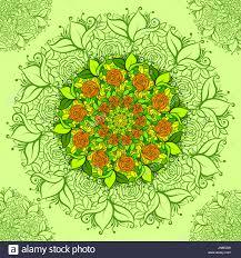 outline boho flower stock photos u0026 outline boho flower stock