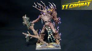 get it painted how to paint wood elf treeman youtube