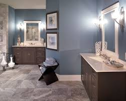Dark Brown Bathroom Accessories by Blue Brown Color Scheme Light Blue Bathroom Paint Color And Wooden