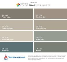 173 best home color images on pinterest colors color palettes