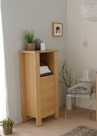 Freestanding Bathroom Furniture Uk by Solid Oak Bathroom Cabinet
