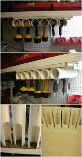 Garage Storage And Organization - 26 clever garage storage u0026 organization ideas pvc pipe pipes
