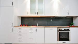 Modern Kitchens With White Cabinets Adorable Modern Kitchen White Cabinets Callumskitchen In