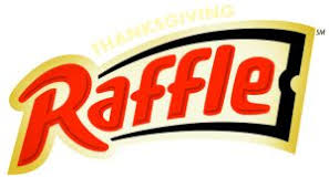 thanksgiving raffle tickets still available