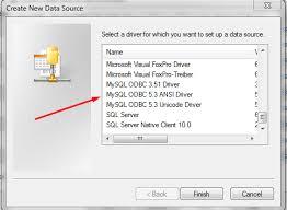 cara membuat koneksi database mysql menggunakan odbc akses mysql database dari komputer lain jaringan www rizkyst com