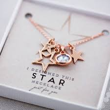 design necklace charm images Design your own star necklace star necklace star and jpg