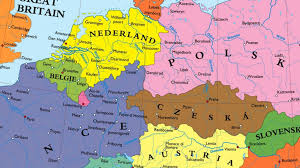 eurpoe map a map of europe without germany big think