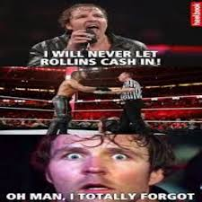 Dean Ambrose Memes - funny dean ambrose meme roblox
