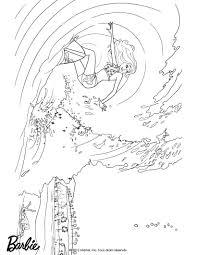 coloring pages for barbie mermaid tale värityskuvia pinterest