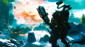 titanfall 2 5k wallpapers titanfall 2 eject eject from the alpha ps4pro en