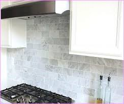 carrara marble subway tile kitchen backsplash carrara marble backsplash design ideas carrara marble subway tile
