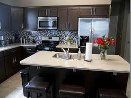 several ideas of kitchen wall cabinets for a small kitchen
