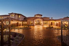 custom house builder mediterranean home builder