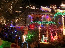 House Christmas Lights by Best Christmas Lights And Holiday Displays In San Mateo San Mateo