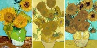 Sunflowers Decorations Home by Pots Appealing Flowerpot With Chives Van Gogh Sunflowers Vincent