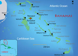 bahamas on map serve in the bahamas with expeditions