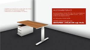 Schreibtisch Angebot Mustermöbel Ausstellungsverkauf Gebrauchtmöbel Bublitz