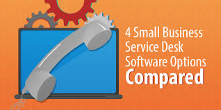 Small Business Help Desk 4 Small Business Service Desk Software Options Compared Capterra