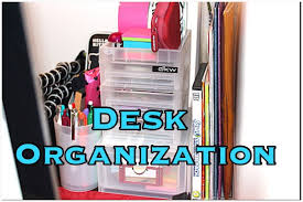 Office Desk Organization Ideas Desk Organization Ideas Youtube