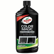 pep boys black friday turtle wax color magic black car polish 16 oz 9072288 pep boys