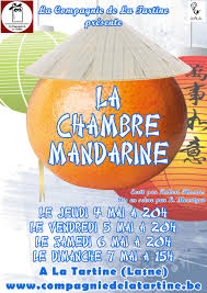 la chambre mandarine la chambre mandarine 2e la compagnie de la tartine