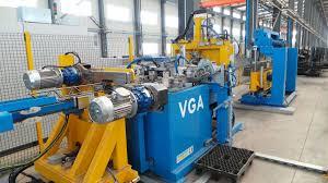 tralicci elettrosaldati impianti per la produzione di tralicci elettrosaldati con la vga