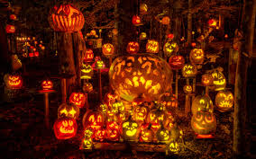 jack o lantern spectacular is a treat for the senses pumpkin art