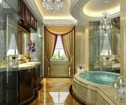 create a luxury bathroom design with purple ward log homes