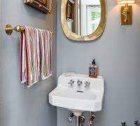 Powder Room Towels - small powder rooms design ideas powder room contemporary with