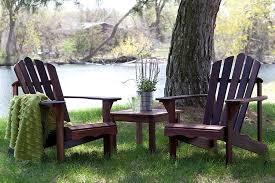 Adirondack Patio Furniture Sets Richmond Adirondack Chair Set Review Brilliant Regarding 10