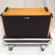 vintage fender 2x12 cabinet firemountain tours backline