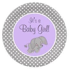 purple elephant baby shower decorations purple elephant baby shower decorations girl paper plate