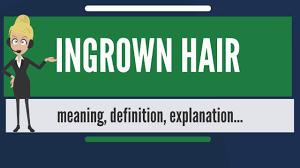 pretty pubic hair defined what is ingrown hair what does ingrown hair mean ingrown hair
