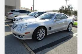 mercedes fort myers fl used mercedes sl class for sale in fort myers fl edmunds