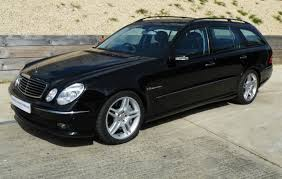 used 2005 mercedes benz amg e55 amg for sale in oxfordshire