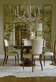 decorate dining room table decorate dining rooms with large mirrors