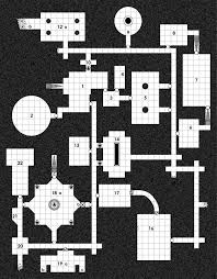 dungeon floor plans b u0026w dungeon maps page 7 creative commons licensed maps