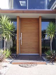 Solid Timber Front Doors by Entrance Doors Parkwood Products Ltd