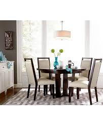furniture cozy sophia dining table macys shop macys cafe latte