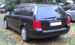 file vw passat b5 variant 1996 2000 rear mj jpg wikimedia commons