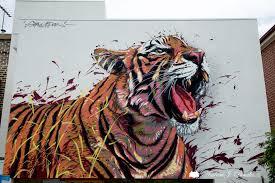 graffiti by andrew bourke sirum1 murals streetart urban tiger by andrew bourke dec 2015 copy