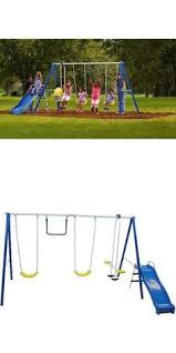 Park Flyers Backyard Flyers by Swings Slides And Gyms 16515 Flexible Flyer Play Park Flyer