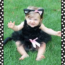 kitty costumes for toddlers black cat costume tutu baby