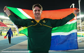 Kenya Africa Flag Field Athletes Win Two More Medals For Sa At World Championships