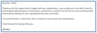 cover letter email resume cv cover leter
