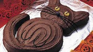 Halloween Chocolate Cake by Halloween Black Cat Cake Life Made Delicious