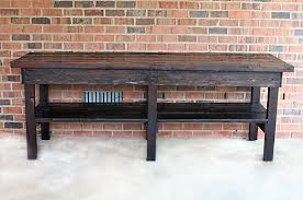 Outdoor Console Table Amazing Of Extra Long Outdoor Table Silviano Long Console Table
