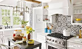 tiling backsplash in kitchen kitchen cement tiles cement and concrete kitchen wall tiles